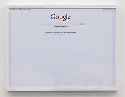 """google"" by hannah weinberger"
