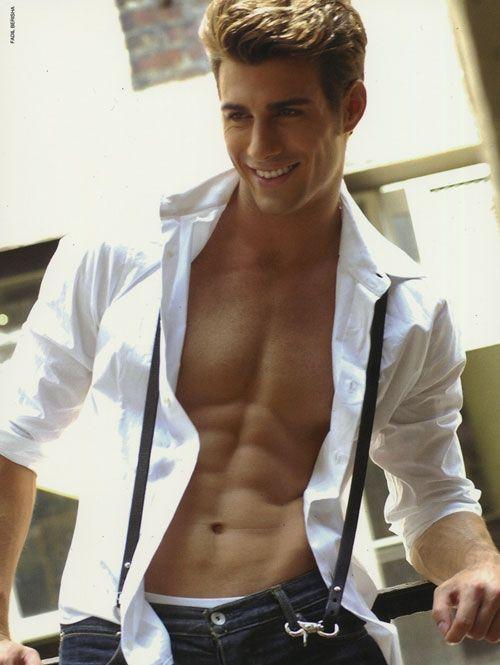 Sexy model male