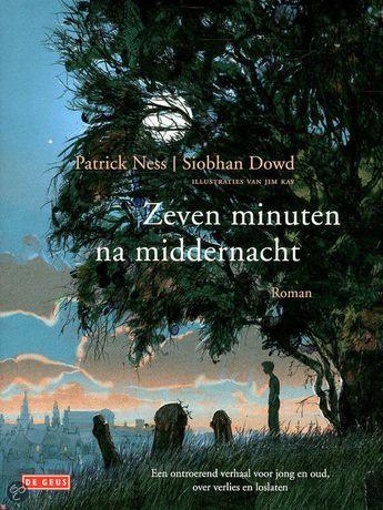 Lees hier de recensie van 'Zeven minuten na middernacht' (Patrick Ness)