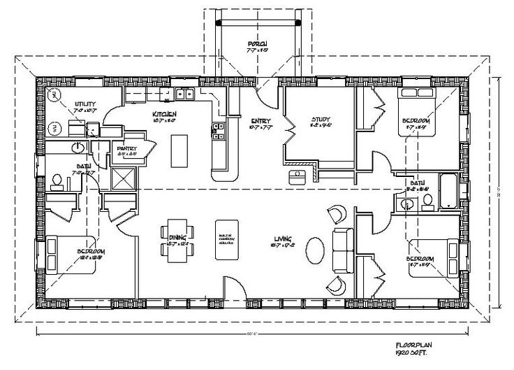 Best 20 cob house plans ideas on pinterest round house for Earth home floor plans