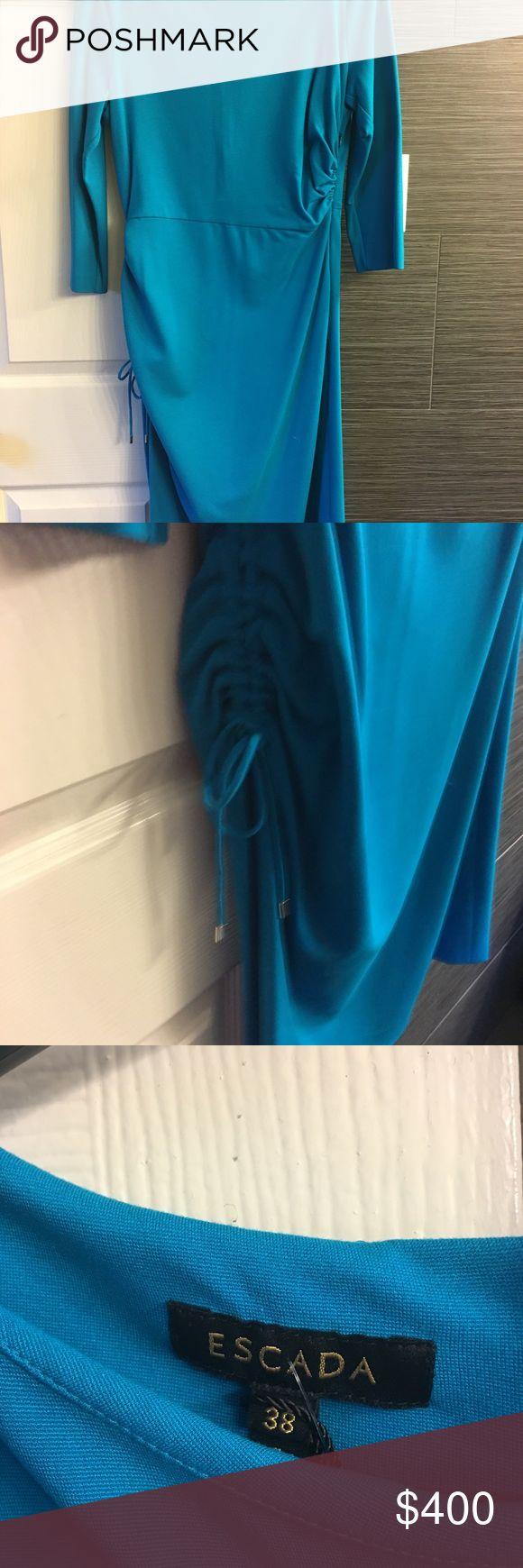 Escasa Dress New with tags Escada dress. Beautiful and elegant . European size 38 Escada Dresses