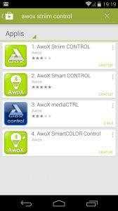 Test Ampoule AwoX StriimLIGHT WIFI : 2ème partie