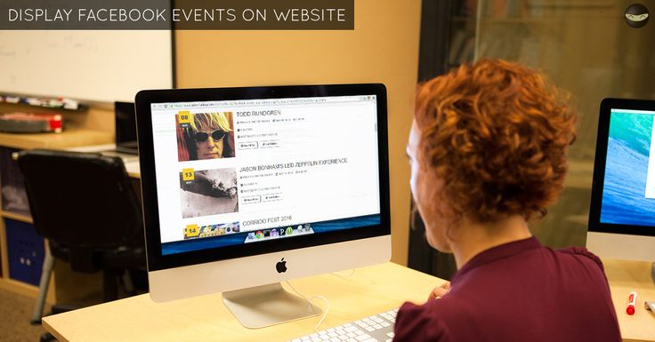 Learn HOW to display Facebook events on website with PHP and Facebook Graph API…