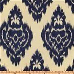 Duralee Kalah Blue - draperies