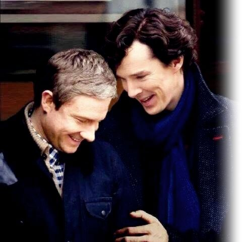 This photo makes me ridiculously happy || Ben & Martin <3