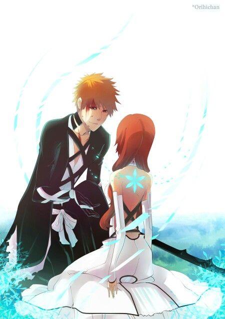 Ichigo y orihime