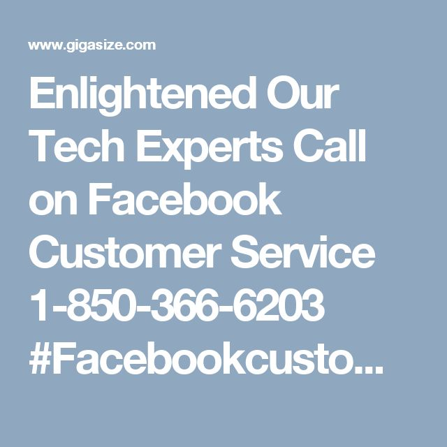 Enlightened Our Tech Experts Call on Facebook Customer Service 1-850-366-6203 #Facebookcustomerservice #Facebookcustomercare #FacebookCustomerServiceNumber #facebook customer care number #FacebookHackedAccount You ought to need to search for our groups specialists who will give you the Facebook client benefit. In this way, make a call at1-850-366-6203 and get the accompanying administrations from our side:- • Want to stop area highlight. • Want to download Facebook application? • Expert's…