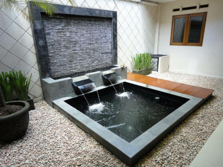 Tips Cara Membuat Kolam Ikan Minimalis – Selain sebagai unsur tambahan untuk mempercantik desain rumah minimalis anda, kolam ikan juga bisa memberikan nuansa tenang, dan natural di rumah anda. Kolam ikan bisa menjadi pelengkap taman di depan rumah, samping, belakang rumah atau di dalam rumah. Tergantung kebutuhan dan selera anda. Lalu bagaimana cara membuat kolam ikan minimalis yang bisa Selengkapnya: http://blog.propertykita.com/arsitektur/tips-cara-membuat-kolam-ikan-minimalis/