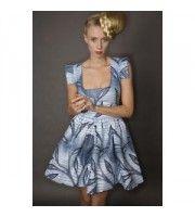 Petite robe wax ref2014065