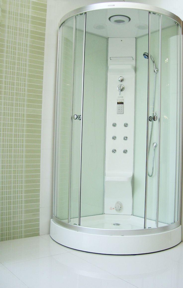 A Cabine de Banho Acqua da Unique SPA é solução inteligente para espaços reduzidos! Conta com chuveiro de teto, ducha higiênica, hidromassagem vertical, sauna úmida, aromaterapia, sistema de som e iluminação. www.uniquespa.com.br