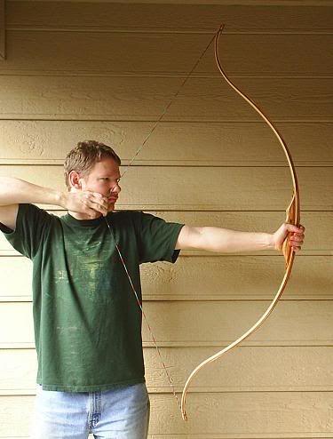 how to make a fiberglass bow