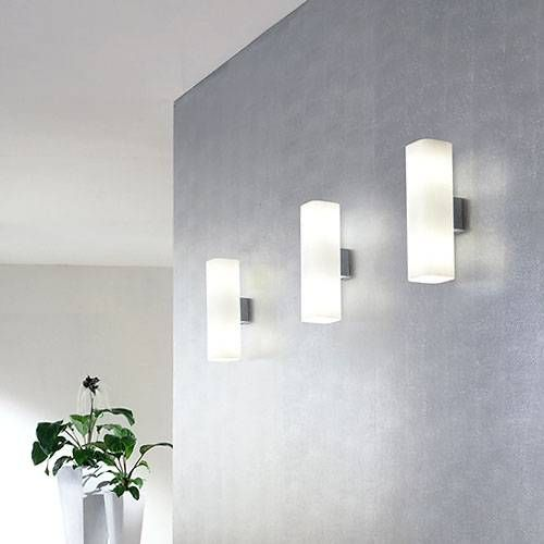 want to change my current lighting in the bathroom.. I'd put these on the sides
