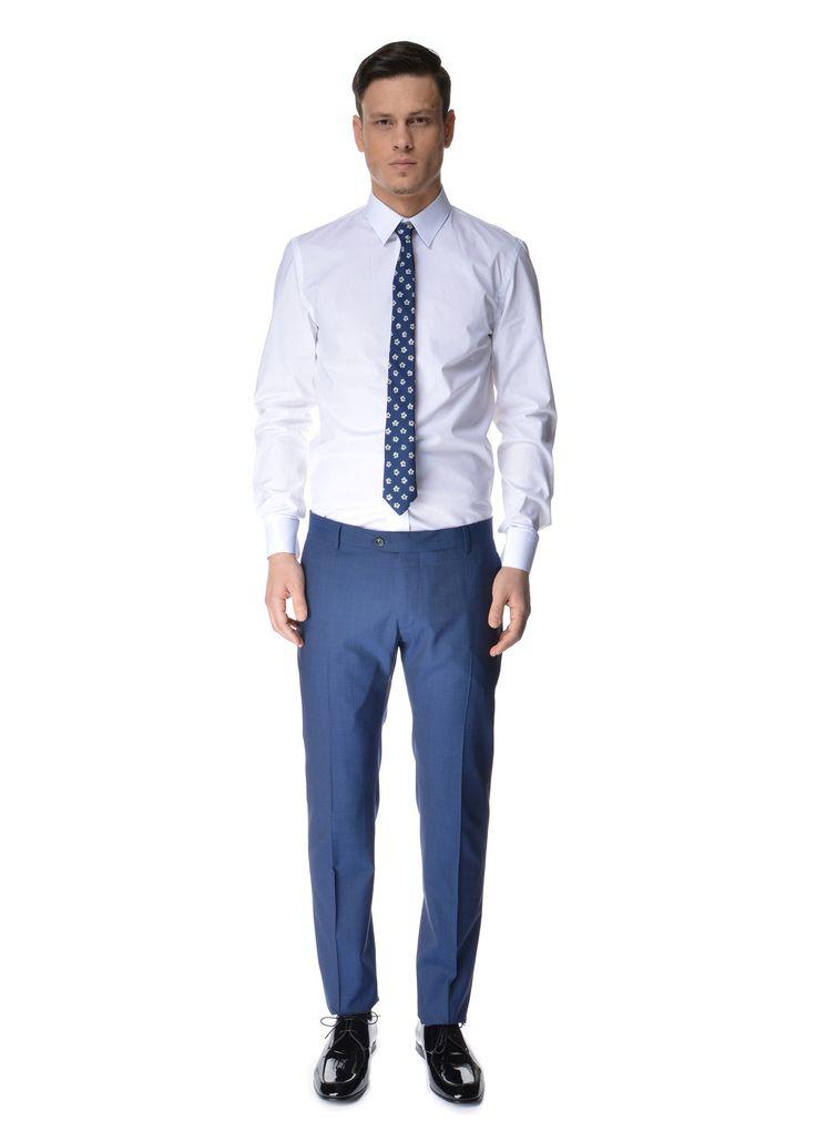 Michel Brisson - Spring Summer 2015 - Menswear // Filippa K shirt - Zegna shoes - Tonello suit, tie