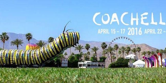Coachella 2016 Lineup Announced