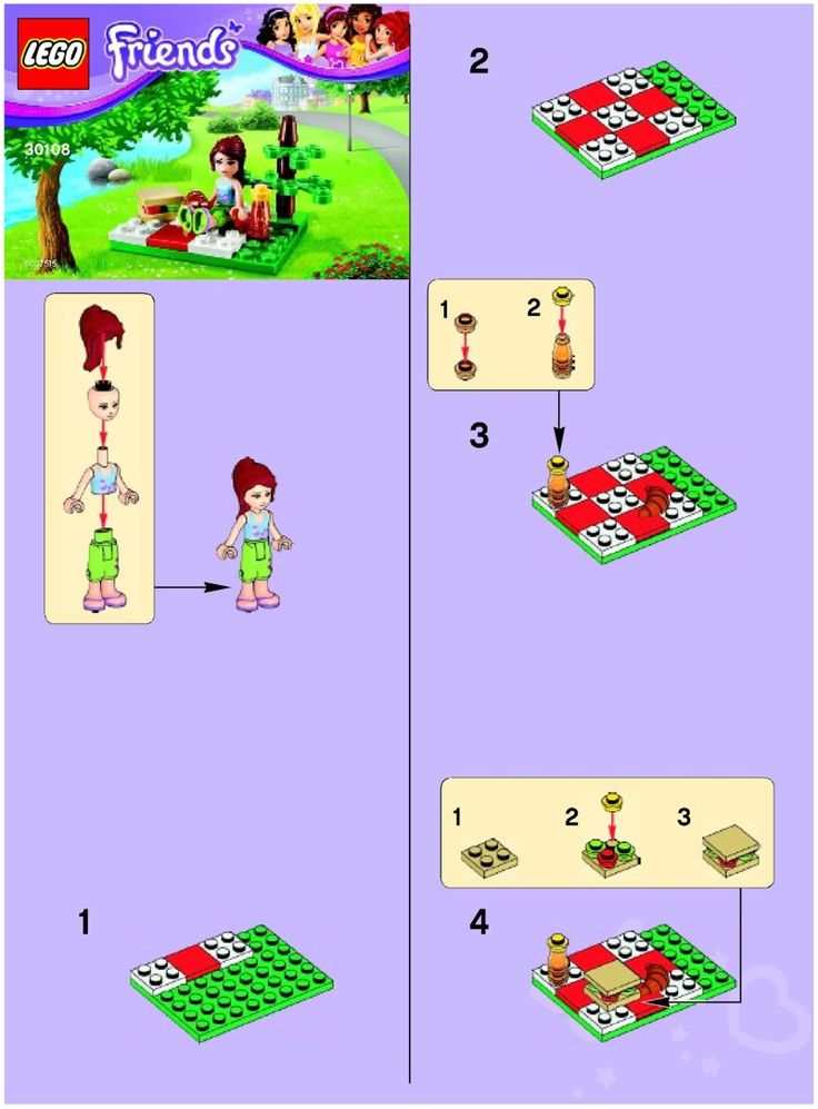 19 Best Lego Images On Pinterest Lego Instructions For Kids And
