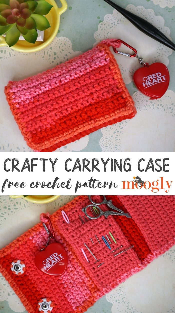 Crafty carrying case free crochet pattern on moogly crafty crafty carrying case free crochet pattern on moogly crafty crochet and free crochet reheart Choice Image