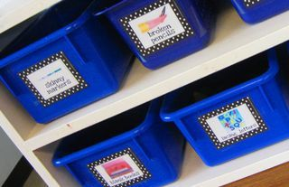 PDF's for labels, supplies, classroom library and super scientists