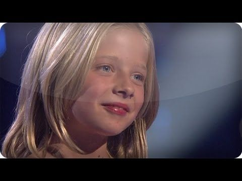 Jackie Evancho: America's Got Talent YouTube Special - Her debut on AGT. Jackie amazes the crowd with her powerful opera singing during the America's Got Talent YouTube Special.