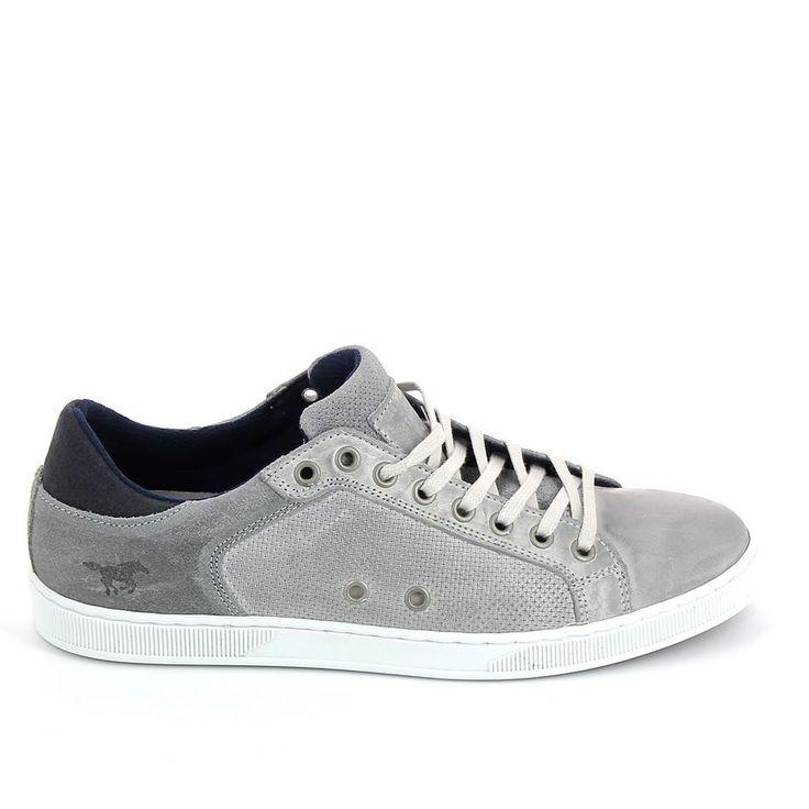 MUSTANG Sneakers 4906302 Gris