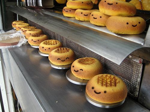 Kawaii Bread Buns