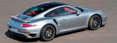 Car_Revs_Daily | 2014 Porsche 911 Turbo S in 34 Poster-Size Photos | http://car-revs-daily.com