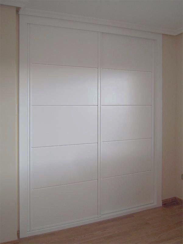 M s de 15 ideas fant sticas sobre armarios empotrados en for Puertas acristaladas interior