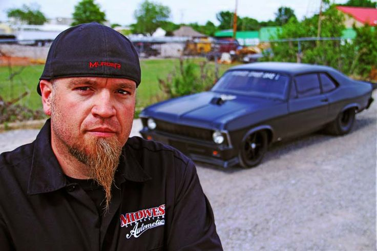 Murder Nova - Street Outlaws