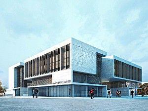 Katılımcı, Antalya Gazipaşa Belediye Hizmet Binası Proje Yarışması