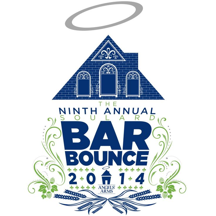 SAVE THE DATE for the 9th Annual Soulard Bar Bounce to benefit Angels' Arms