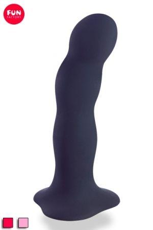 acheter Godemiché Ventouse 18 cm avec Balles Rotatives Fun Factory Bouncer - Gode Homme