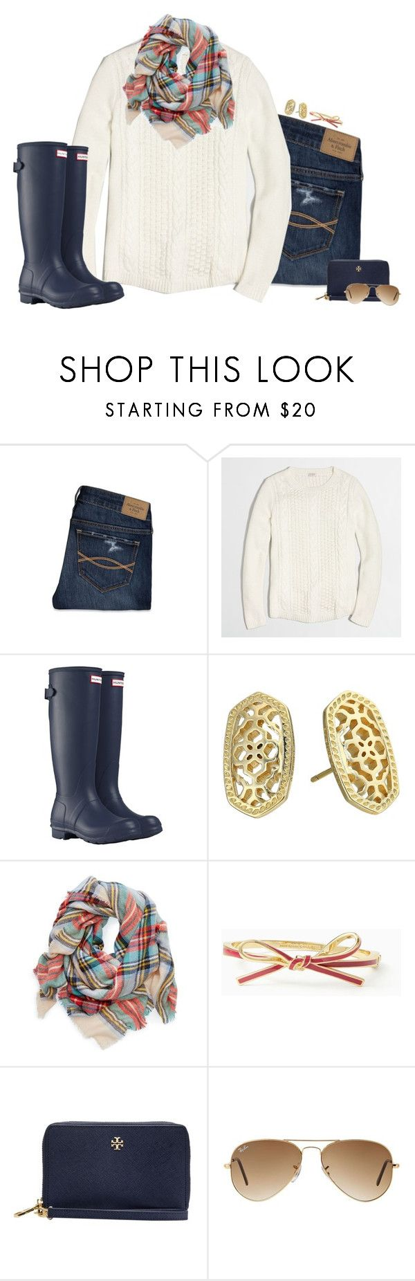Anyone else have February break next week ? by keileeen ❤ liked on Polyvore featuring Abercrombie Fitch, J.Crew, Hunter, Kendra Scott, Kate Spade, Tory Burch and Ray-Ban
