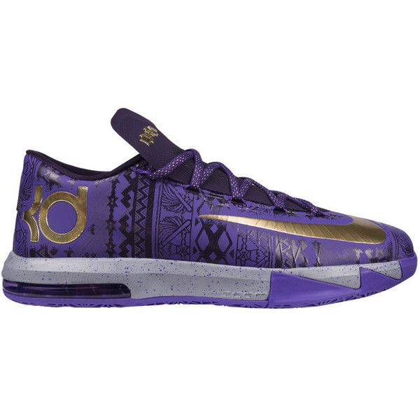 """OFFICIAL NIKE KD VI """"AP"""" 2/27 Page 330 ❤ liked on Polyvore featuring accessories, scarves and nike"""