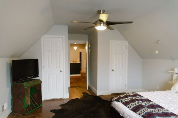 Make It Your Own Denver Homestead Adding Closets In Attic Bedroom