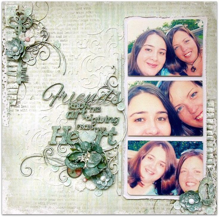 2Crafty Chipboard - Celebrating the Feminine by Nicole Doiron