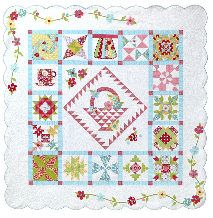 17 best images about quilting with eleanor burns on for Kitchen quilting ideas