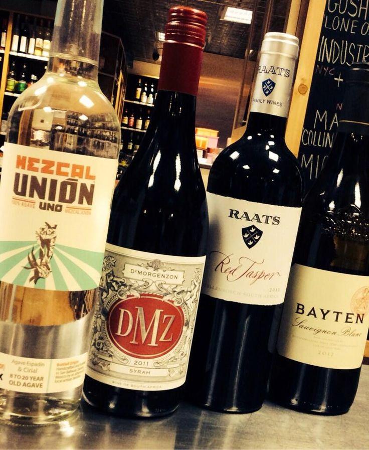 TONIGHT, 6-9PM: #FREE tasting of @DMZwine, @RaatsWines & #BaytenWines + @MezcalUnion! #Wine #Mezcal #UES #NYC pic.twitter.com/zzirraBhMs