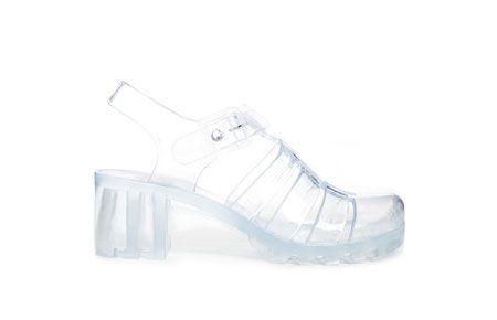 Sandales plastique Jealousea YUR - Soldes Asos Eté 2014