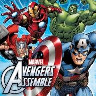 Avengers Luncheon Napkins Pkt16 $7.95 A511354