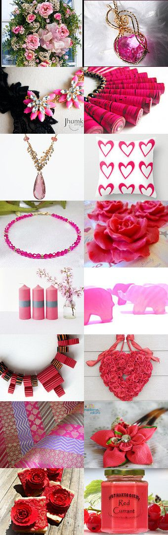 Valentines Day! by Sonu on Etsy--Pinned with TreasuryPin.com