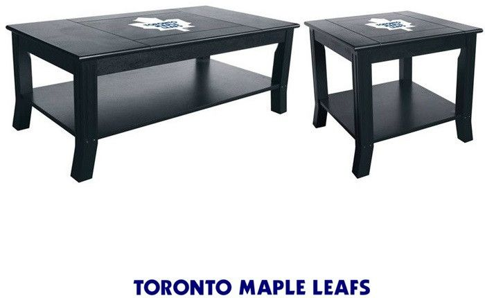 Use this Exclusive coupon code: PINFIVE to receive an additional 5% off the Toronto Maple Leafs Table Set at SportsFansPlus.com