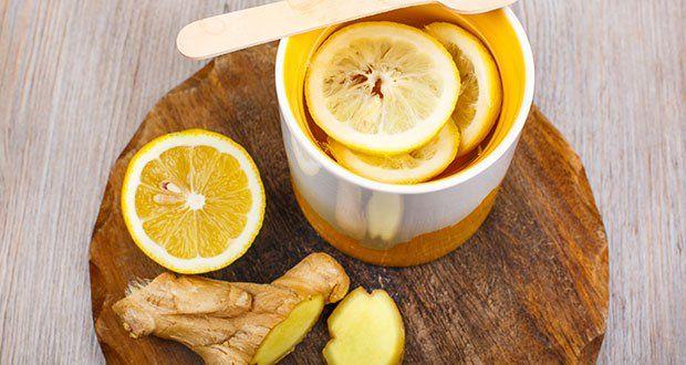 Tout le monde devrait boire du thé au citron et au gingembre chaque jour. Le thé au citron et au gingembre est bénéfique pour la santé.