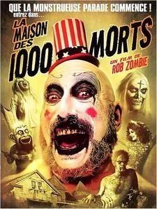 Robert Mukes House of 1000 Corpses | La maison des 1000 morts (The House of 1000 corpses)