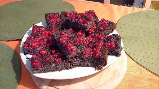 Sýty makový koláč na plech