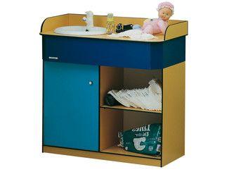 Пеленальный стол BAGNOCUCCIOLO®-MILLEPIEDI | Пеленальный стол - PONTE GIULIO