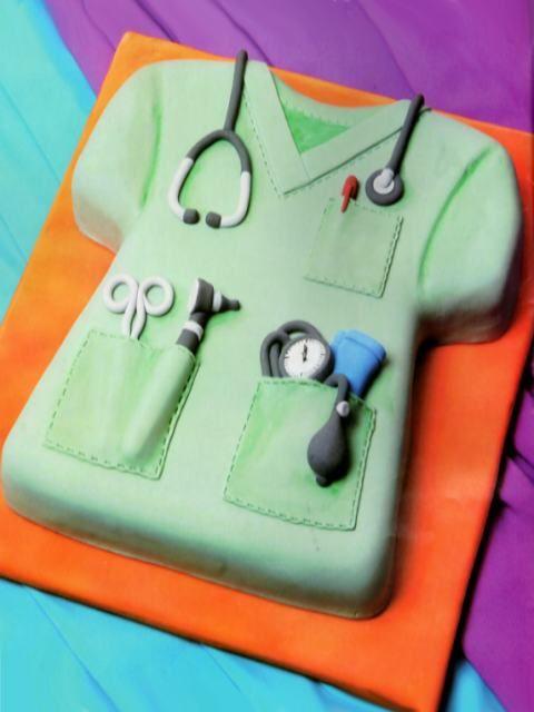decoracion de tortas medico - Buscar con Google | manualidades ...
