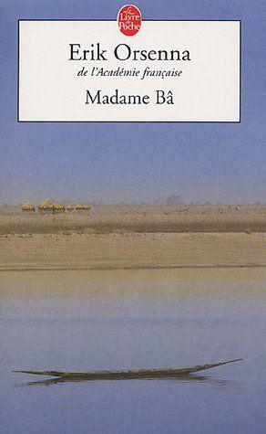 Madame Bâ de Erik Orsenna