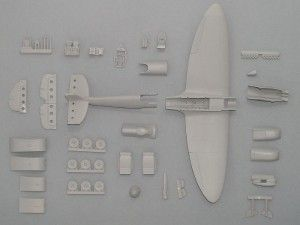 Spitfire XI