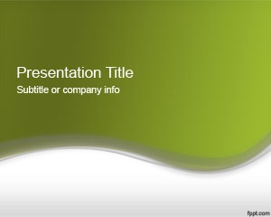 74 best ppt images on pinterest presentation layout presentation abstract green powerpoint template is a free green background template with curves that you can download toneelgroepblik Gallery