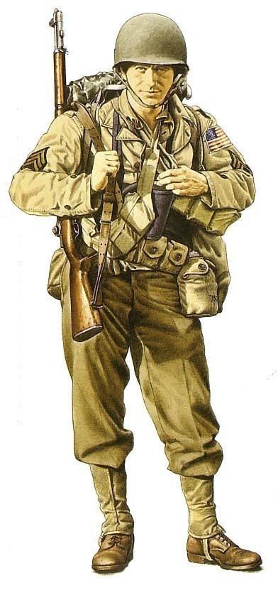 uniformes infanteria tropas francesas segunda guerra - Buscar con Google