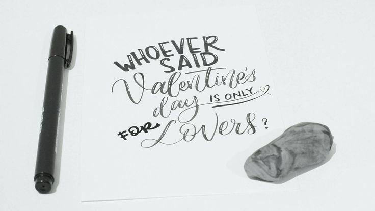 valentine's day adalah Hari Kasih Sayang, bukan Hari Pacaran kan? Lalu, dengan siapa saja kita bisa merayakan hari kasih sayang ini?